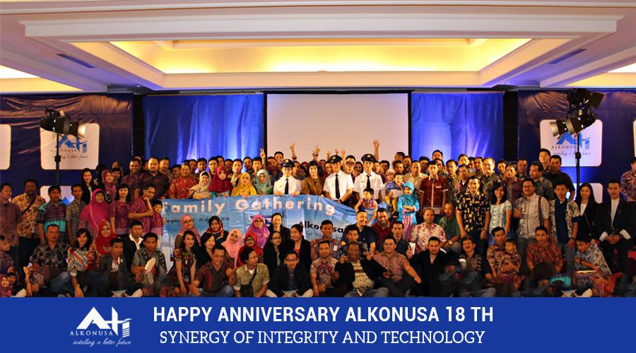 Anniversary Alkonusa ke-18