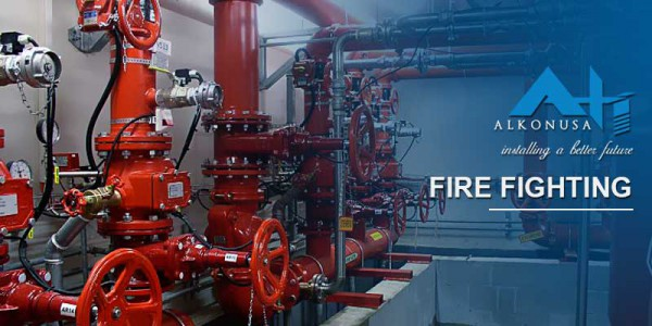 Fire-Fighting-system