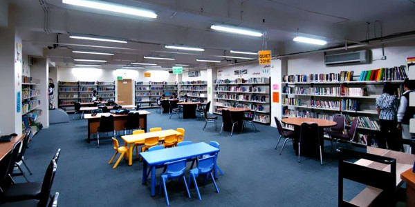 library-morning-star-academy