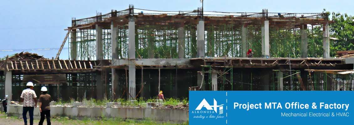 Project-MTA-Office-&-Factory-Sidoarjo