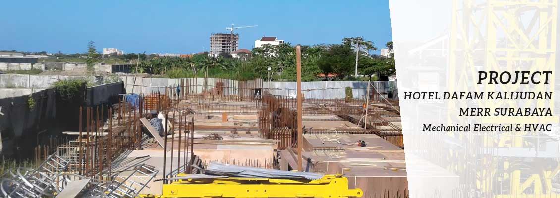 Banner-dafam-hotel-kalijudan-merr-project