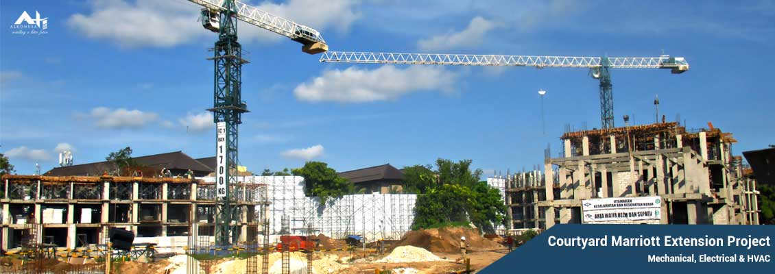 Courtyard-Marriott-Extension-Project-Bali