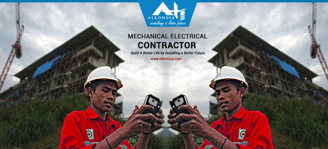 Bedanya Kontraktor Me Mekanikal Elektrikal Dengan Kontraktor Sipil News Alkonusa